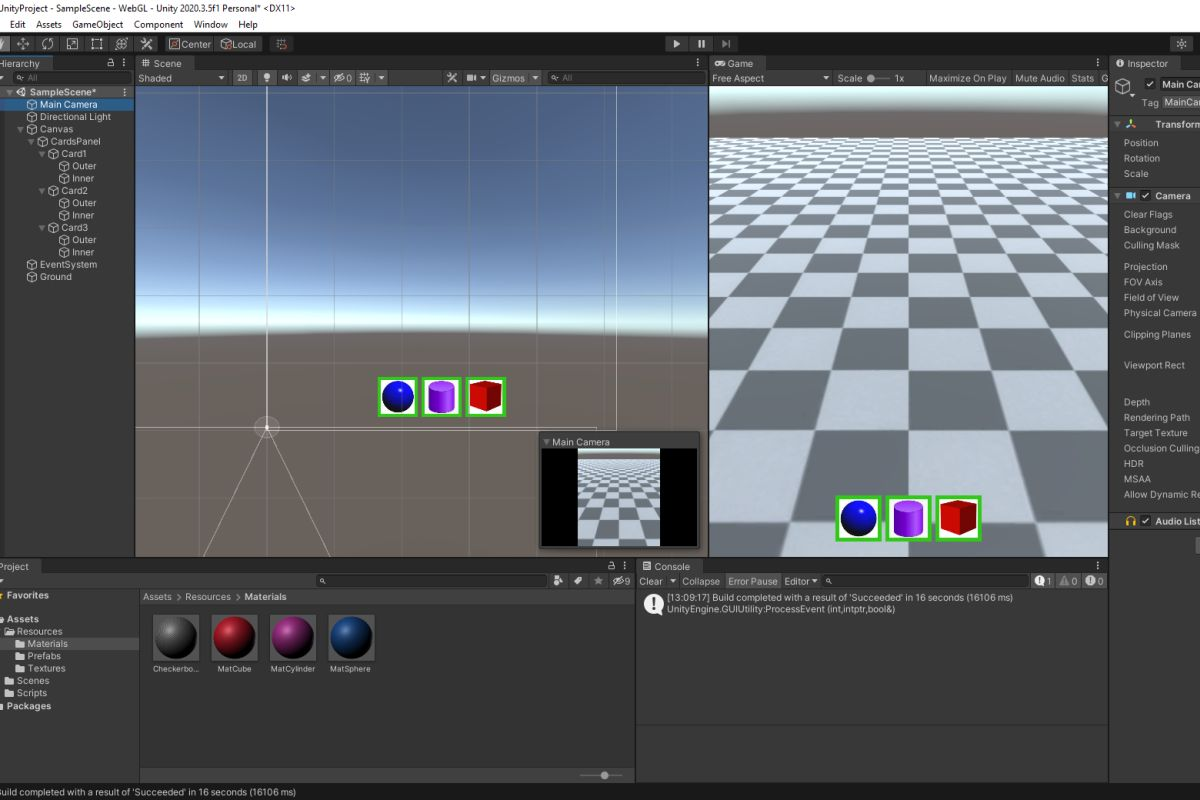 Implement Drag and Drop Item in Unity